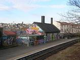 Wikipedia - Montpelier railway station