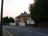 Wikipedia - Moorside railway station
