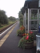 Wikipedia - Morchard Road railway station
