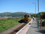 Wikipedia - Morfa Mawddach railway station