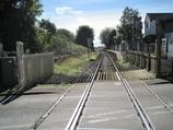 Wikipedia - Moss Side railway station