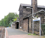Wikipedia - Mouldsworth railway station