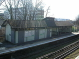 Wikipedia - Moulsecoomb railway station
