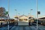 Wikipedia - Barnham railway station