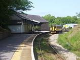 Wikipedia - Narberth railway station