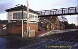 Wikipedia - Narborough railway station