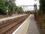 Wikipedia - Barnhill railway station