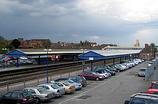 Wikipedia - Newbury railway station