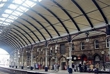 Wikipedia - Newcastle railway station