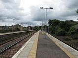 Wikipedia - Barrhead railway station