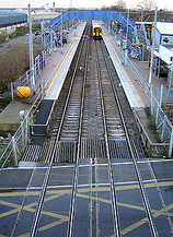 Wikipedia - Northumberland Park railway station
