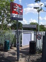 Wikipedia - Oakleigh Park railway station