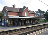 Wikipedia - Parkstone (Dorset) railway station