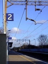 Wikipedia - Basildon railway station