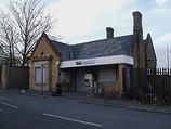 Wikipedia - Plumstead railway station