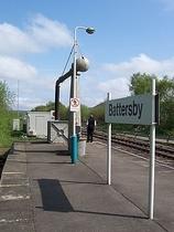 Wikipedia - Battersby railway station