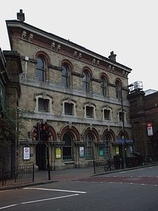 Wikipedia - Battersea Park railway station