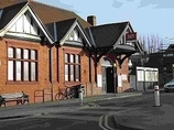 Wikipedia - Poulton-le-Fylde railway station