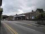Wikipedia - Redruth railway station