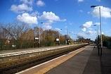 Wikipedia - Bebington railway station