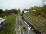 Wikipedia - Beccles railway station