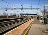 Wikipedia - Rugeley Trent Valley railway station