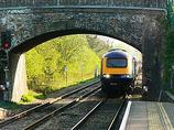 Wikipedia - Bedwyn railway station