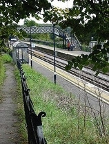 Wikipedia - Bekesbourne railway station