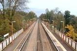Wikipedia - Shoreham (Kent) railway station