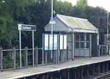 Wikipedia - Southbourne railway station