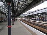 Wikipedia - Stirling railway station