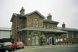 Wikipedia - Stonehaven railway station