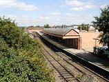 Wikipedia - Stratford-upon-Avon railway station