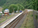 Wikipedia - Stromeferry railway station