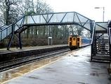 Wikipedia - Bentley railway station