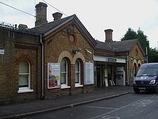 Wikipedia - Sydenham railway station