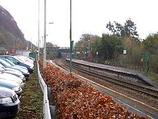 Wikipedia - Taffs Well railway station