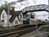 Wikipedia - Berkswell railway station