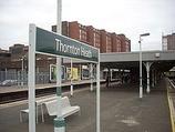 Wikipedia - Thornton Heath railway station