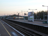 Wikipedia - Three Bridges railway station
