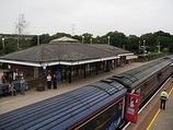 Wikipedia - Tiverton Parkway railway station