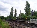 Wikipedia - Ulceby railway station