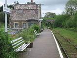 Wikipedia - Umberleigh railway station