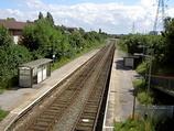 Wikipedia - Upton railway station
