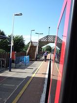 Wikipedia - Upwey railway station