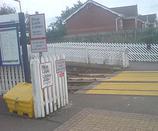Wikipedia - Uttoxeter railway station