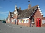 Wikipedia - Wareham railway station