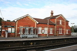 Wikipedia - Warnham railway station