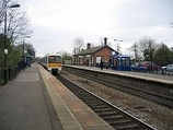 Wikipedia - Warwick railway station