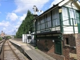 Wikipedia - Wateringbury railway station